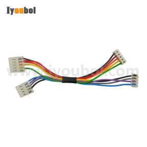 2pcs Cable Replacement for Motorola Symbol VRC8946 VRC8900