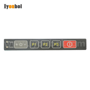 Menu keyboard with PCB Replacement for Motorola Symbol VRC8946 VRC8900