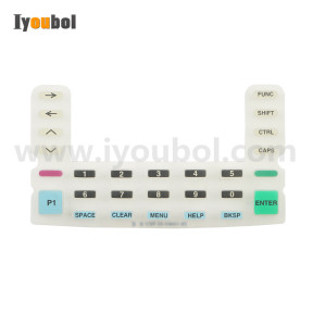 Keypad Replacement for Symbol WSS1000 WSS1060