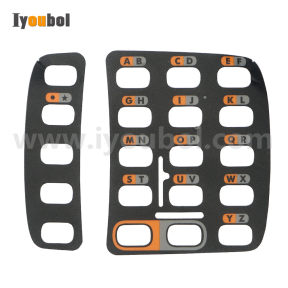 Set of Keypad Nameplate/ Overlay for Motorola Symbol WT41N0