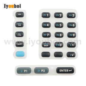 Keypad Set Replacement for Motorola Symbol WT41N0