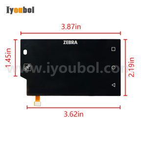 LCD with Touch Replacement for Symbol WT6000 WT60A0