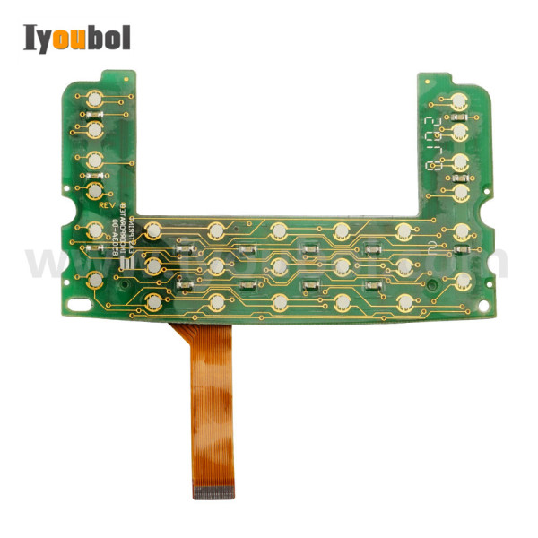 Keypad PCB Replacement for Symbol WSS1000 WSS1060