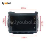 LCD with Touch screen Replacement for Symbol WT6000 WT60A0