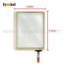 Touch Screen Digitizer Replacement for Datalogic Kyman