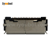 Female SMD/SMT I/O Connector (16 Pins) for PSC Falcon 4420