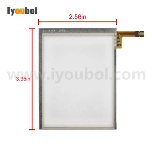Touch Screen (Digitizer) Replacement for PSC Falcon 4410  4420 (2nd version)