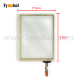 Touch Screen (Digitizer) Replacement for PSC Falcon 4410 4420 5500