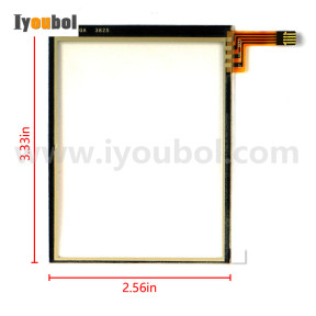 2nd Version Touch Screen (Digitizer) for Datalogic Falcon X3