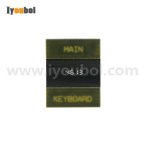 Flex Cable for Keypad PCB to Motherboard Datalogic Falcon X3