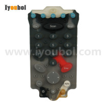 Keypad (26-key) Replacement for PSC Falcon 4410 4420