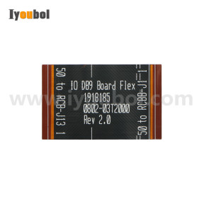 IO DB9 Board Flex Cable Replacement for Psion Teklogix 8516, VH10, VH10f