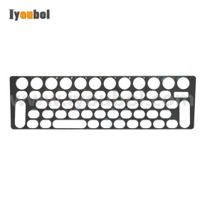 Keyboard overlay for Psion Teklogix Zebra Motorola 8515