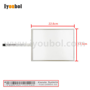 Touch Screen Digitizer Replacement for Psion Teklogix 8585
