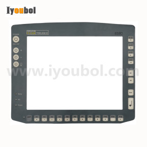 Keypad Overlay Replacement for Psion Teklogix 8580