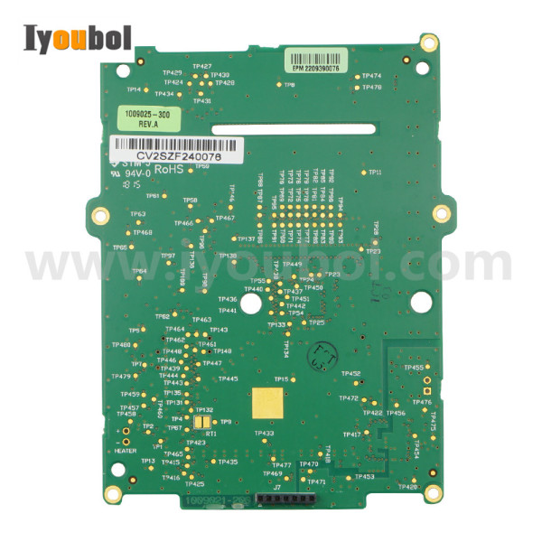 LCD Interface PCB (1009025-300) for Psion Teklogix Workabout Pro 7530-G2