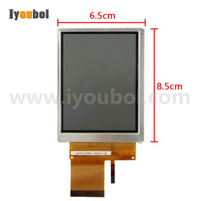 LCD Module Replacement for Psion Teklogix Workabout Pro 7530-G2