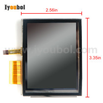 LCD with Touch Digitizer Replacement for Intermec CK3R CK3X