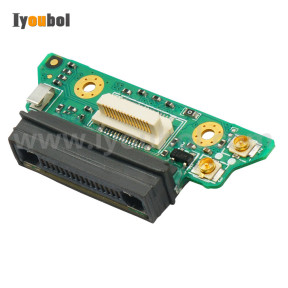 Sync+Charging Connector with PCB for Symbol FR6076