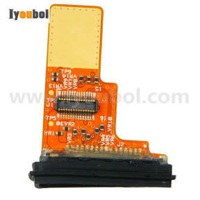 Sync & Charge Connector with Flex Cable for Motorola Symbol FR68