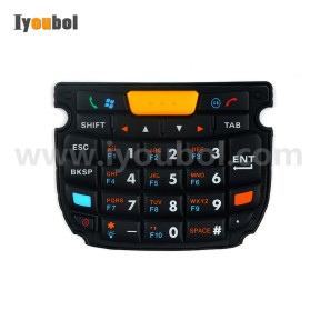 Keypad Replacement for Motorola Symbol MC45, MC4587, MC4597