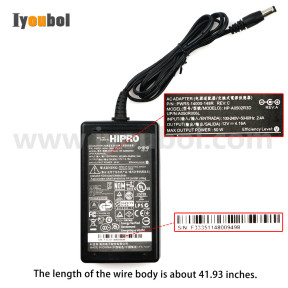 Power Adapter for Symbol WT4000, WT4070