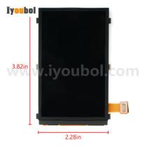 LCD Module(Display)For Motorola Symbol Zebra TC8000 TC80NH