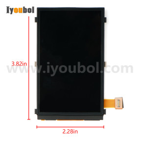 LCD Module(Display)For Motorola Symbol Zebra TC8000 TC80NH