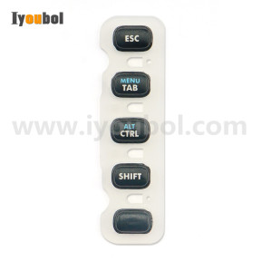 Function Keys Keypad Replacement for Symbol WT4000, WT4070