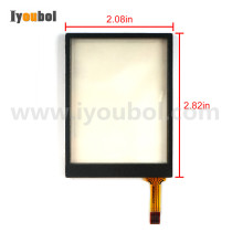 Touch Screen (Digitizer) Replacement for Symbol MC17, MC17A, MC17T, MC17U, MC1790-G
