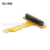 Battery Connector with Flex Cable for Symbol WT4070