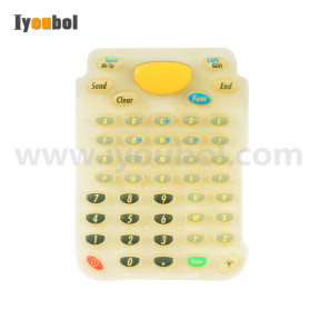 Keypad (48 Keys) Replacement for Symbol Symbol PDT8100, 8133, 8137, 8142, 8146