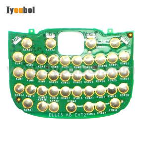 Keypad PCB Replacement for Motorola ES400