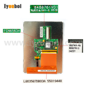 LCD Module Replacement for Motorola HC700