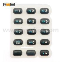Keypad Replacement for Motorola Symbol WT4000, WT4070