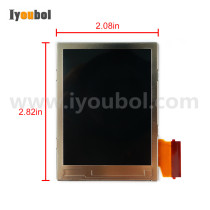 LCD Display Replacement for Symbol MC17, MC17A, MC17T series