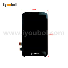 LCD Module with Touch Screen for Motorola Symbol Zebra TC200J TC25
