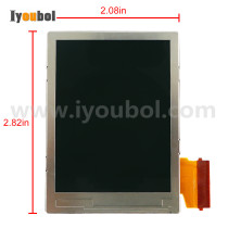 LCD Display Replacement for Symbol WT4000, WT4070