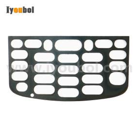 Keypad Overlay Plastic Cover (Numeric) for Symbol MC75 MC75A0 MC75A6 MC75A8