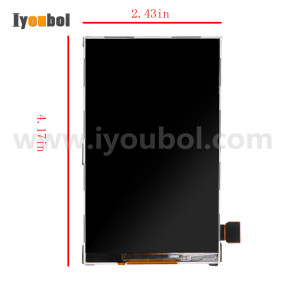 LCD Module Replacement for Motorola TC55 TC55AH TC55BH TC55CH