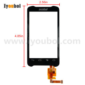 Touch Screen Digitizer for Motorola TC55 TC55AH TC55BH TC55CH