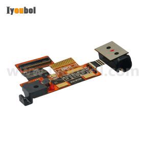 Scanner Flex Cable (SE4710) with Audio Jack for Zebra Motorola TC51 TC510K TC56