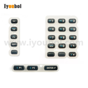 Keypad Set Replacement for Symbol WT4000, WT4070