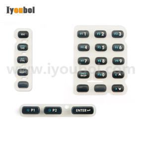 Keypad Set Replacement for Symbol WT4000, WT4070