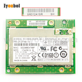 Wifi Card Replacement for Symbol WT4000, WT4070