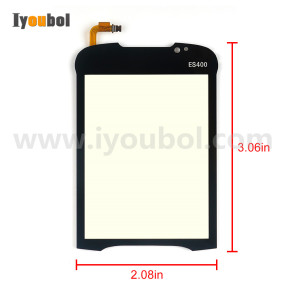 Touch Screen (Digitizer) Replacement for Motorola ES400
