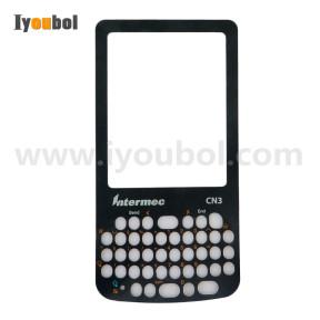 Name Plate/ Overlay plastic of Keypad for Intermec CN3