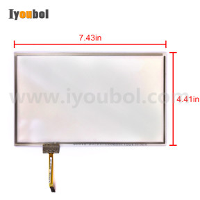 Touch Screen (Digitizer) Replacement for Symbol MK3100 MK3190 MK3000, MK3900