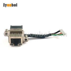 Ethernet connector Replacement for Motorola Symbol VC70N0