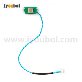 Trigger switch with cable (from Back Cover) for Psion Teklogix Omnii XT15 7545 XA